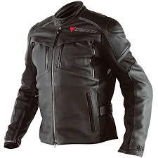 dainese cruiser d dry leather jacket black
