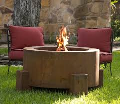 available sizes tuscan round fire pit