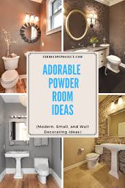 Powder Room Designs Adorable Powder Room Ideas Modern Small And Decorating Ideas