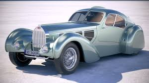 Type 57s were built from 1934 through 1940, with a total of 710 examples produced. Bugatti Type 57 Aerolithe 1935
