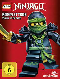 Lego Ninjago Komplettbox - Staffel 1-5 [10 DVDs]: Amazon.de: Michael  Hegner, Justin Murphy, Erik Wilstrup, Vincent Tong, Dan Hageman, Michael  Adamthwaite, Kevin Hageman, Brent Miller, Kirby Morrow, Jillian Michaels,  Paul Dobson, Kelly