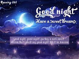 Quote About Good Night And Sweet Dreams Best of Wishes And Poetry Good Night Sweet Dreams Image With Quotes For Friends
