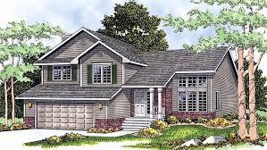modified bi level home plans unique california split house plans of modified bi level home plans