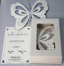 enchanted unique wedding invitations ideas