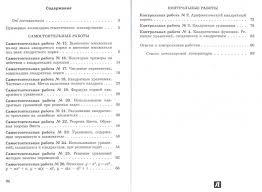 Иллюстрация из для Самостоятельные и контрольные работы по  Иллюстрация 4 из 4 для Самостоятельные и контрольные работы по алгебре 8 класс практикум