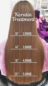 keratin treatment hair rebonding