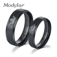 Modyle 2018 New Fashion DIY Couple Jewelry Her King and His ...