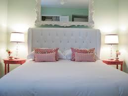 Pale Grey Bedroom Serene Coral Combinations Mint Grey Cream