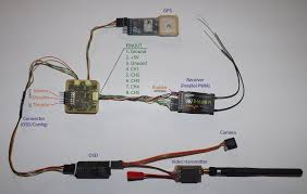 howto cc3d flight controller, minimosd, gps and ltm telemetry for Cc3d Flight Controller Wiring Diagram As Well M parallel pwm receiver CC3D Flight Controller Wiring Diagram to Spektrum