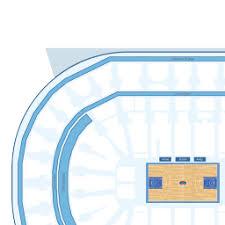 Wells Fargo Center Interactive Basketball Seating Chart