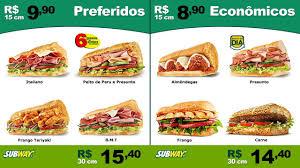 subway menu 2013. Contemporary Menu Subway Menu To Menu 2013 U
