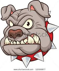 friendly bulldog mascot clipart. Plain Mascot With Friendly Bulldog Mascot Clipart I