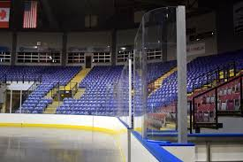 Save On Foods Memorial Centre Victoria Seating Chart New Boards Glass At Save On Foods Arena To Up Excitement
