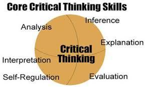 Critical thinking training exercises SLM