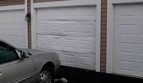 schaumburg garage door panel replacement
