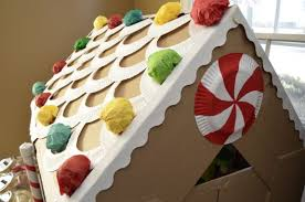 gingerbread house bulletin board ideas. Delighful Board Life Sized Cardboard Gingerbread House Intended Bulletin Board Ideas H