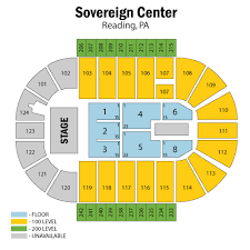 Santander Arena Seating Chart With Seat Numbers Justin Moore W Granger Smith Reading Tickets Justin Moore
