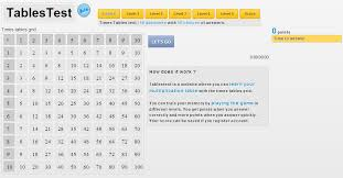 Learning Never Stops: Times Tables - Online Game to help learn ...
