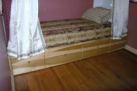 under bed storage furniture. custom made under bed storage cabinet furniture