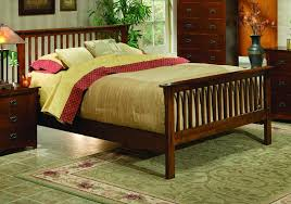 Mission Style Bed | DREAM HOUSE - Furniture & Accessories | King ...