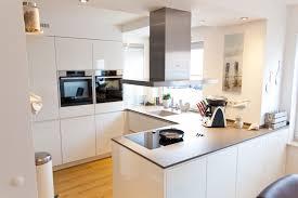 Weiße Küche Holzarbeitsplatte Weise Kuche Arbeitsplatte