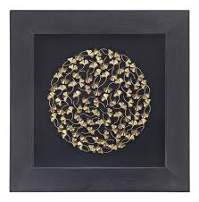 Type of picture frame Chassis Gold Artwork Displayed In Matte Black Shadow Box Frame Home Stratosphere 37 Different Types Of Picture Frames