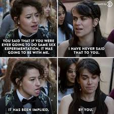 Broad City Quotes Best For Anyone Currently Falling In Love With Ilana Glazer Tune In