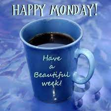 What better way to kick off your week than with a strong monday coffee? Sylvaine Pascual On Twitter Happy Monday Images Good Morning Happy Monday Happy Monday Quotes