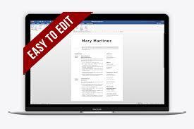 Elegant Resume Template And Cover Letter Template Mary Bonus