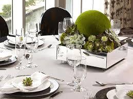 Modern Table Setting Ideas Freshome Impressive Dining Room Table Settings Decoration