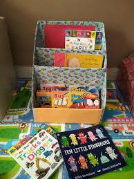 diy book shelf cardboard box book shelf