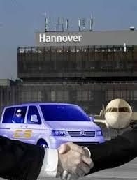 shuttle hannover flughafen