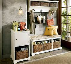 space saving storage furniture. Storage Bench In The Hallway \u2013 20 Ideas For Space Saving Furniture Storage E
