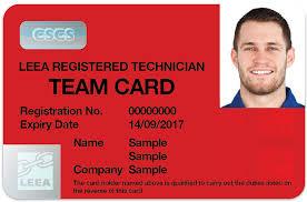 verify a team card