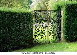 Small Picture Garden Gate Stock Images Royalty Free Images Vectors Shutterstock