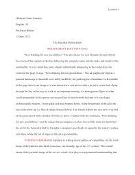 cannery row essay essay on cannery row by john steinbeck essayempire