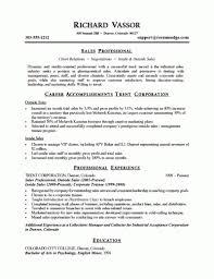 Sales Rep Sample Resume Interesting Professional Sales Resume Examples Sample Resume For Sales