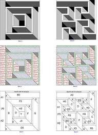 Labyrinth Quilt Pattern Free