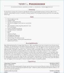 Landscaper Resume Stunning Landscaper Job Description For Resume Lovely Description Proposed