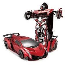 <b>Радиоуправляемый</b> робот-<b>трансформер</b> - JQ6602 | роботы с ...
