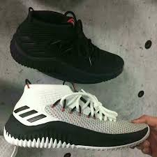 adidas basketball shoes damian lillard. the shoes appear to have an engineered mesh upper with asymmetrical lacing system; these don\u0027t look like your typical basketball shoe, silhouette adidas damian lillard