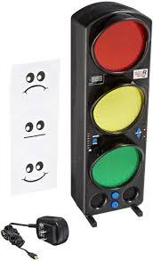 Decibel Meter With Warning Light Yacker Tracker Original By Agi Traffic Light Sound Monitor