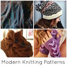 Modern Knitting Patterns Amazing Inspiration Ideas