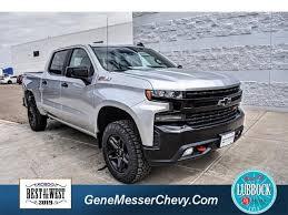 New Chevrolet Silverado 1500 (Silver Ice Metallic) For Sale ...