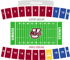 Mcguirk Stadium Seating Chart Umass Minutemen Tickets 56 Hotels Near Warren Mcguirk