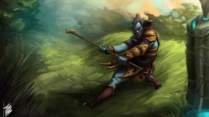 dota2 phantom lancer hd desktop wallpapers