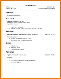 High School Resume Sample You Should Experience Examples Of Resumes Create Resume Sample For 57