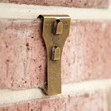 attach wood to brick without drilling 2