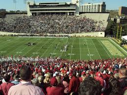 Vanderbilt University Football Stadium Seating Chart Vanderbilt Stadium Interactive Seating Chart