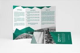 Business Green Brochure By Assaiv On Creativemarket